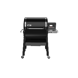 [Weber-22511004] SmokeFire EX4 GBS Wood Fired Pellet Barbecue