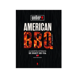 [Weber-75615] Weber New American Barbecue (FR)