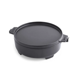 [Weber-8857] Weber® GBS Dutch Oven Duo