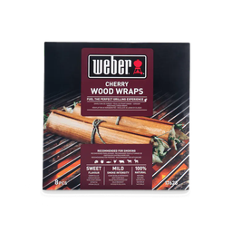 [Weber-17628] Weber® Wood Wraps Cherry Wood