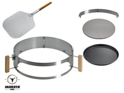 [Moesta-10085] Smokin' PizzaRing - Pizza-Set (57cm)
